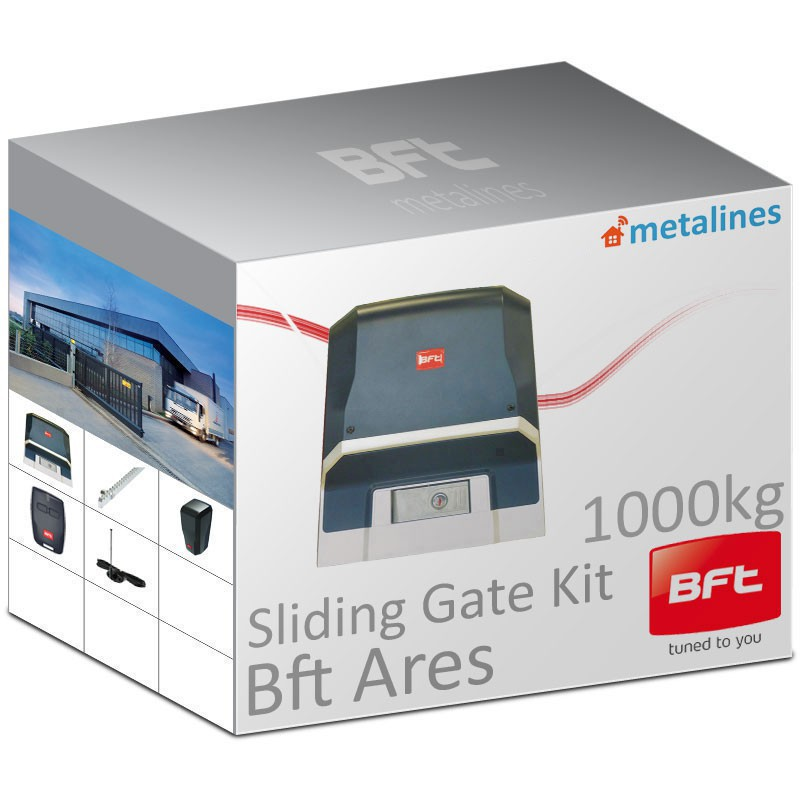 Download BFT ARES ULTRA BT A 1000 Installation And User Manual