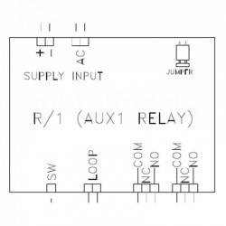 BPT R1 HANDY LITTLE RELAY