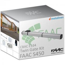 FAAC S450 E124 KIT-CBAC