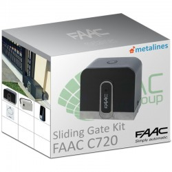 FAAC C720 UK KIT