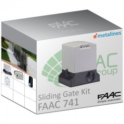 FAAC 741 UK KIT
