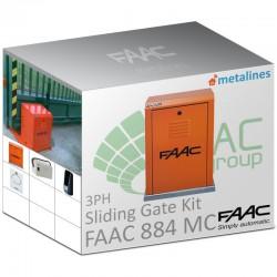 FAAC 884 UK KIT-MC 3PH