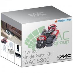 FAAC S800 SBW KIT S-100