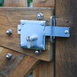 GATEMASTER LOCKING BOLT