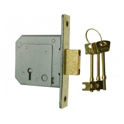 5 LEVER HIGH SECURITY DEADLOCK