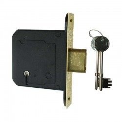 5 LEVER MORTISE DEADLOCK