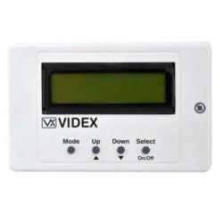 VIDEX TIMECLOCK 701T-24