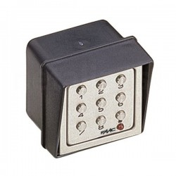 FAAC METAL DIGIKEY KEYPAD...