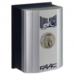 FAAC T10 E KEY-SWITCH...