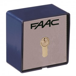 FAAC T21 E KEY-SWITCH 401013
