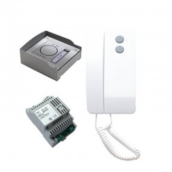BPT MTM AUDIO INTERCOM KIT