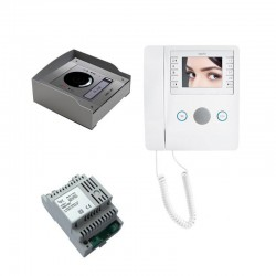 BPT MTM VIDEO INTERCOM KIT