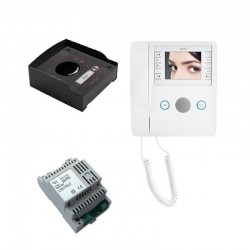 BPT MTM VR VIDEO INTERCOM KIT