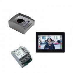 BPT MTM XTS VIDEO INTERCOM KIT