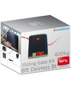 Sliding Gate Kits with Built-In Safety|BFT