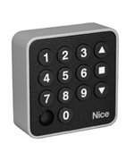 Digital Keypads for the secure operatrion of gate openers|NICE