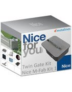 Swing Gate Kits for Close-boarded Gates|NICE