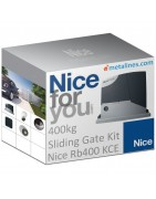 Sliding Gate Kits with Built-In Safety|NICE